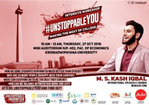 "Seminar ""Unstopable You"""